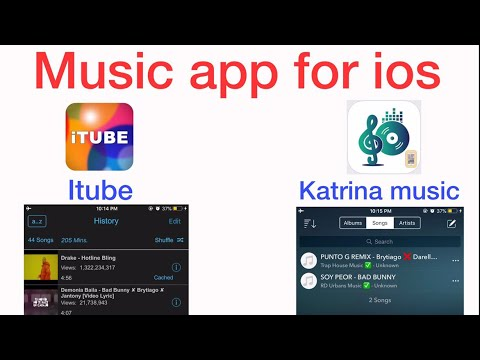 The Best 2 Apps to Download Free Music for iphone ios 11