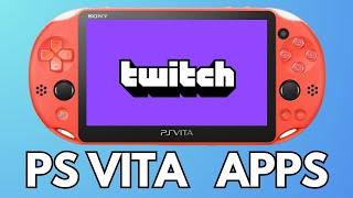Top PS Vita Apps - PlayStation Vita 2018