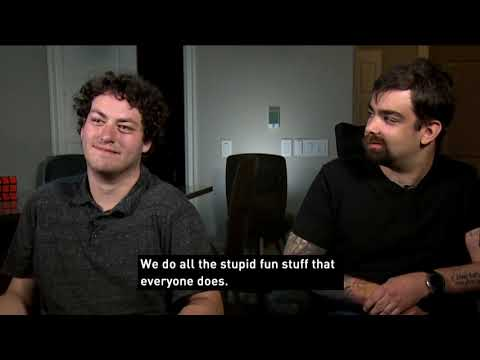 Comedians smash assumptions about people with disabilities