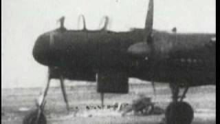 "Heinkel HE 219 uhu (Eagle-Owl) & Ta 154 ""mosquito"""