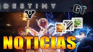 [Destiny] NOTICIAS! - Futuros Parches y Actualizaciones de Noviembre / Diciembre!