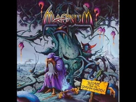 01- Live 'til you die MAGNUM (Escape from the shadow garden)