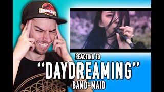 "BAND-MAID ""Daydreaming"" Reaction!"