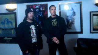 Alter Bridge On the Mike with Mike Sherman