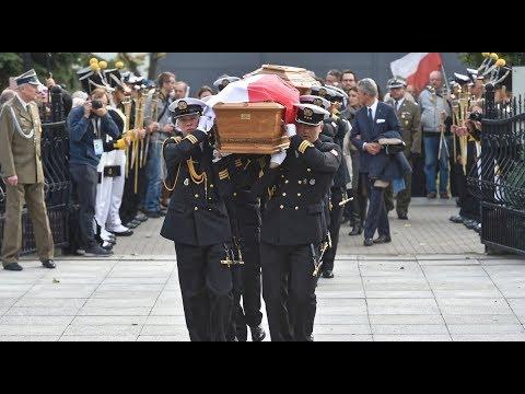 Pogrzeb Admirała Józefa Unruga I Jego żony Zofii Unrug [NA ŻYWO]