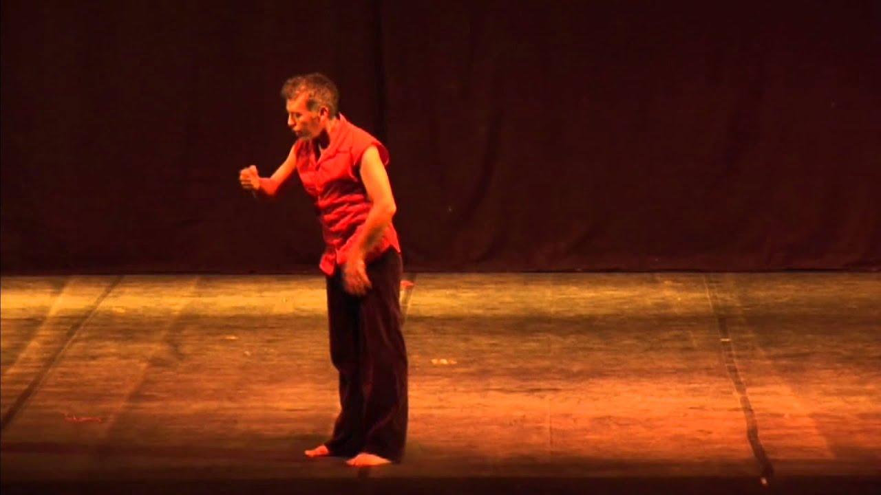 Maestro Raul Parra (Danza contemporánea)