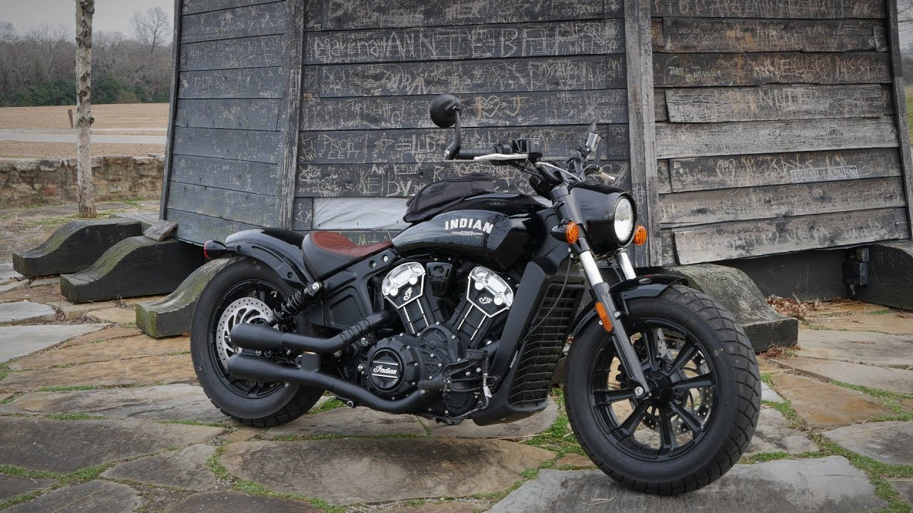 2018 indian scout bobber 1000 mile update youtube. Black Bedroom Furniture Sets. Home Design Ideas