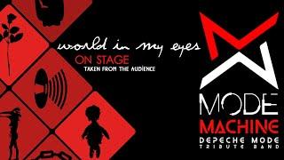 World In My Eyes - Mode Machine Depeche Mode Tribute Band LIVE @ Beach Village (BG)
