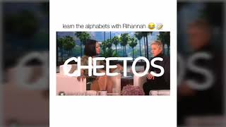 Rihanna Hillarious, funny Instagram Videos(Lol)