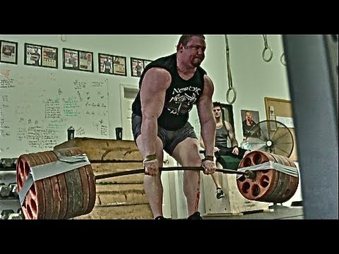Training Vlog #24 [OPEN GYM] 855 Pound Deadlift & Thoughts Of Suicide