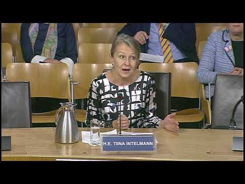Culture, Tourism, Europe and External Relations Committee - 16 November 2017