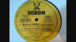 Deadly Venoms - Bomb Threat