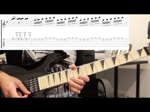 how-to-play-'dr.-feelgood'-by-motley-crue-guitar-solo-lesson-w/tabs
