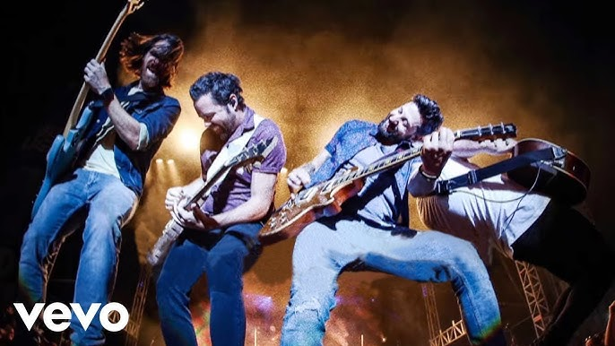 Old Dominion - Not Everything's About You (Official Video)