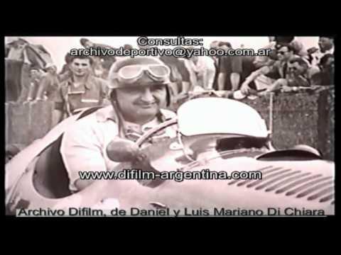 DiFilm - Primera Victoria de Ferrari en la Formula Uno