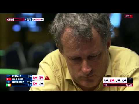 EPT12 - Malta 2015. Main Event, Day3. Видео онлайн.