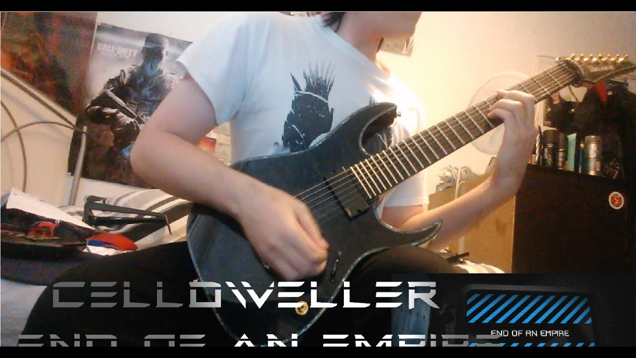 celldweller end of an empire guitar tab