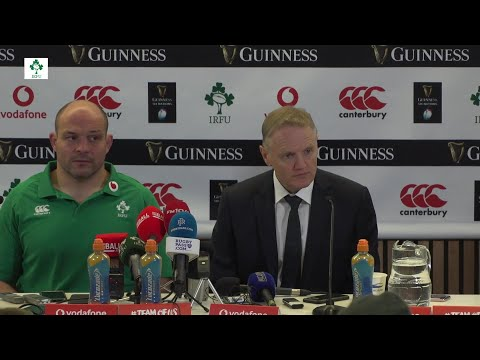 Irish Rugby TV: Ireland v England Post Match Press Conference