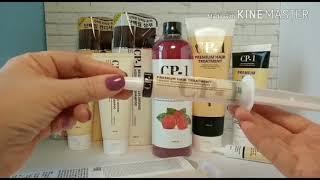 Топ-5 средств для волос CP-1 от Esthetic House