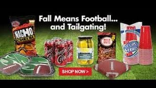 Dollar Tree Haul ~ Monday Night Football Edition ~ GO EAGLES! Thumbnail