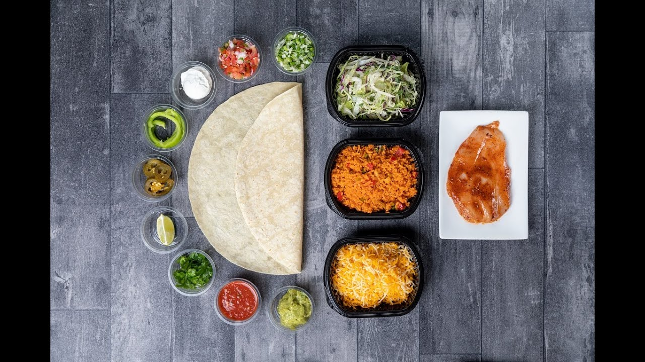 Steak House Cook@Home Series: Grilled Chipotle Chicken Quesadilla