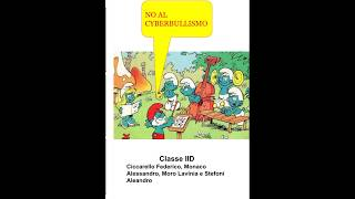 Fumetto: I Puffi dicono No al Cyberbullismo