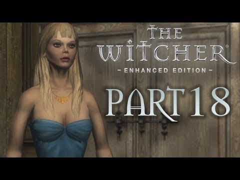 The Witcher 1 - Part 18 -  Blue Eyes! (Playthrough)  - Let's Play - 1080P 60FPS