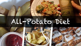 What I Ate On The Potato Diet