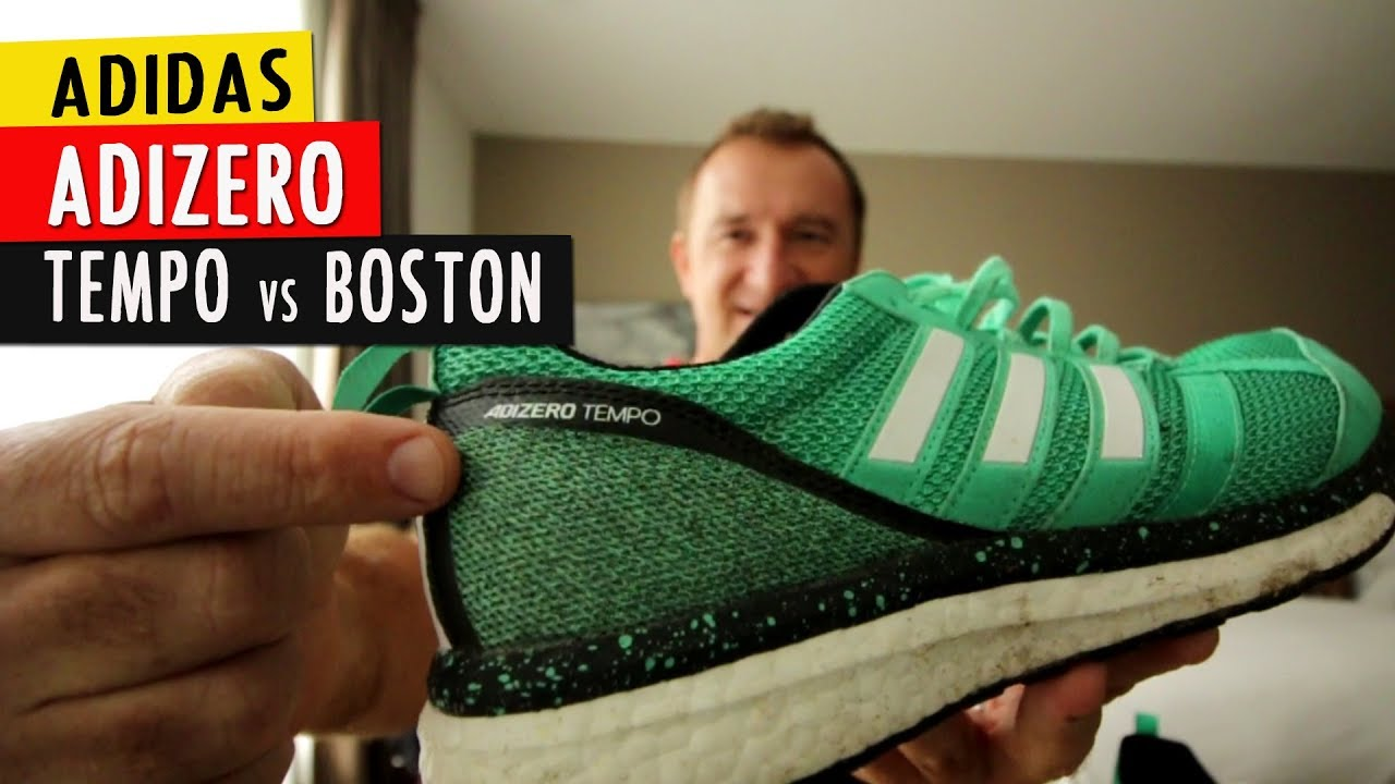 Comparativa Adidas Adizero Boston 7 vs Adidas Adizero