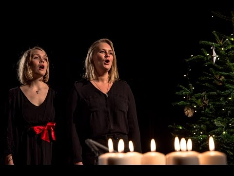 Female choir performs Christmas concert like goats for charity