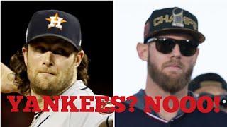 Gerritt Cole and Stephen Strasburg to the Yankees!?