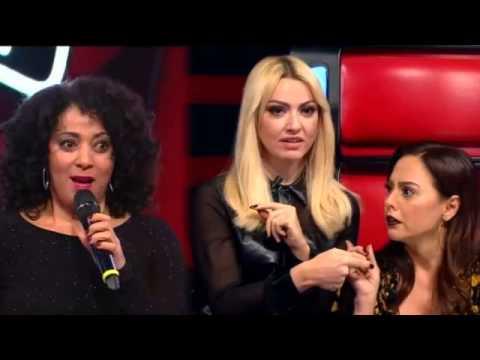 O Ses Türkiye'de yarışmacı stüdyoyu karıştırdı