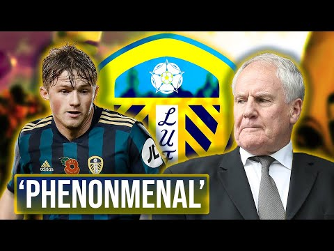 Joe Royle Excited By 'Phenomenal' Gelhardt After Advising Him To Join Leeds