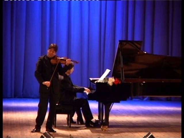 Brahms - Scherzo c-moll, WoO2 / Denis Goldfeld / Vadim Goldfeld