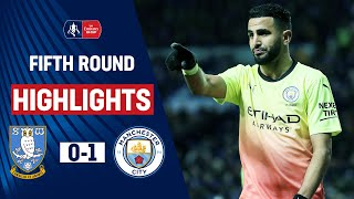 City Advance to Quarter-Finals | Sheffield Wednesday 0-1 Manchester City | Emirates FA Cup 19/20