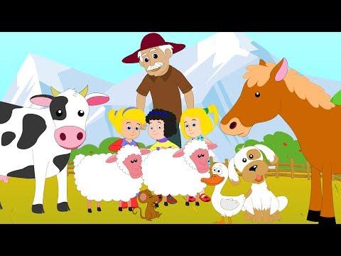 Old Macdonald had a farm | Nursery Rhyme