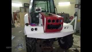 трактора мтз 82 тюнинг своими руками(трактора мтз 82 тюнинг своими руками. Многим любителям спецтехники нравится смотреть самоделки и тюнинг..., 2014-11-28T15:43:19.000Z)