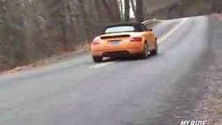 Review: 2005 Audi TT Roadster