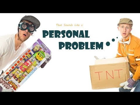 Personal Problems (Comedy Sketch)