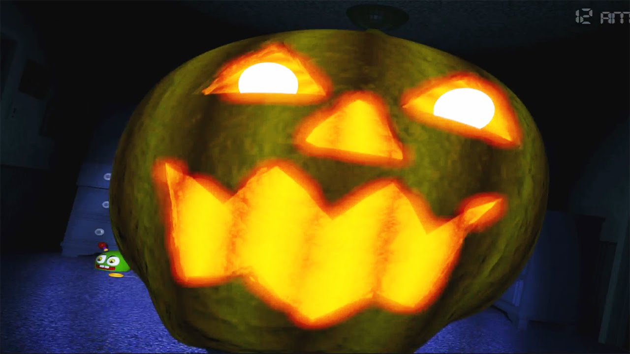 HAPPY HALLOWEEN! | Five Nights at Freddy's 4 Halloween Edition ...