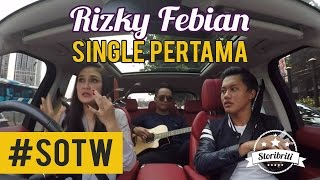 Luna Maya - Rizky Febian, Selebriti On The Way Part #4