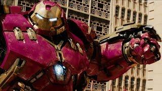 Avengers: AOU 'Hulkbuster V. Hulk'   Markiplier Voice-Over