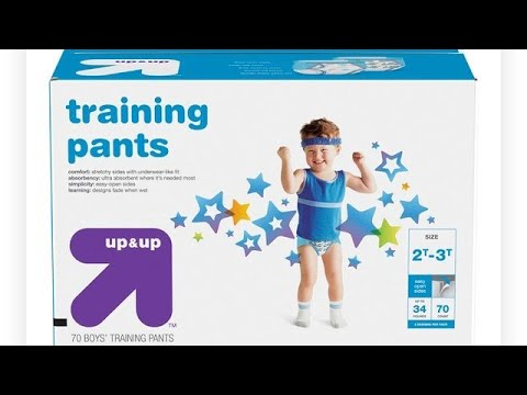 Up & Up Training  Pants|My Review