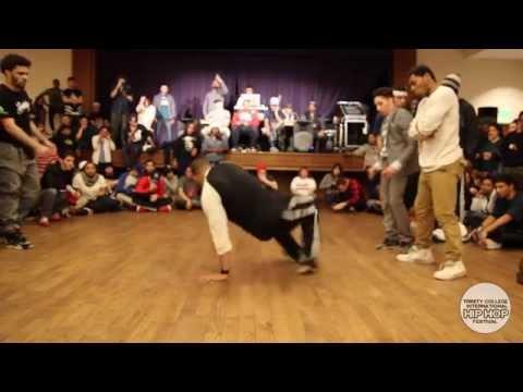 Trinity B-Boy Battle R8 (2015): Trinity College International Hip Hop Festival