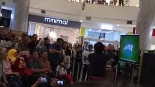 Live radja-yakin@mall basura jakarta timur (29-07-2017)
