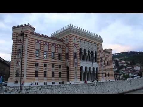 Сараево. Босния и Герцеговина. (Видео-день #2)