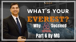 What's Your Everest Part 6 | The Story Of Airbnb | By Manish gupta