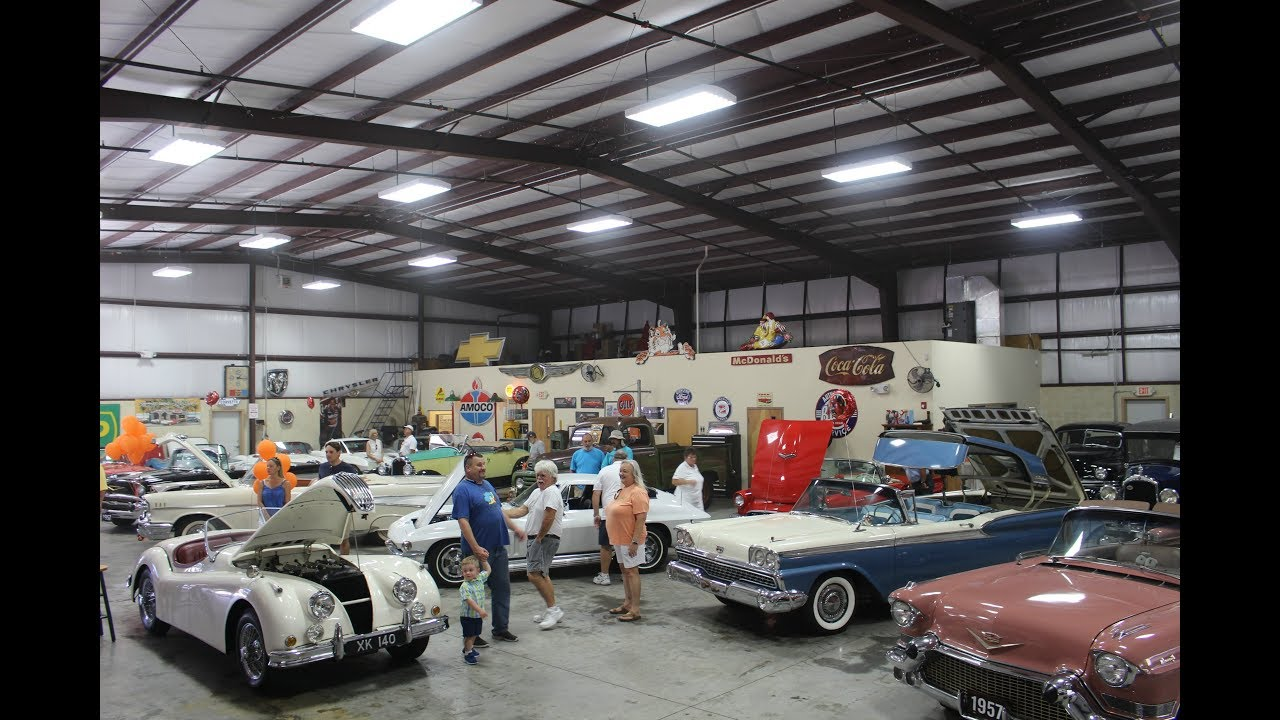 $3,000,000 USDM CLASSIC CAR COLLECTION!!! - YouTube