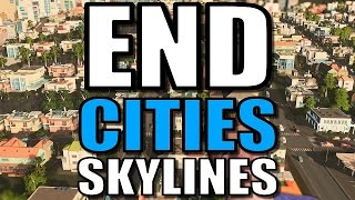 Cities Skylines: Natural Disasters - Alpine Villages Gameplay [Let's Play Natural Disasters] Part 9