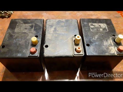 Медь и серебро в АП 50, кнопке пускателя и трехфазном автомате.